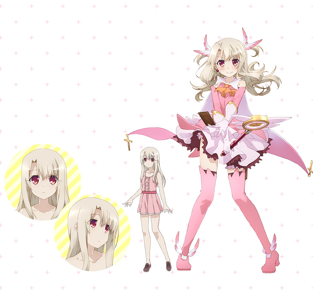 timeless design 126d5 d9cce キャラクター | 「Fate/kaleid liner プリズマイリヤ ドライ ...